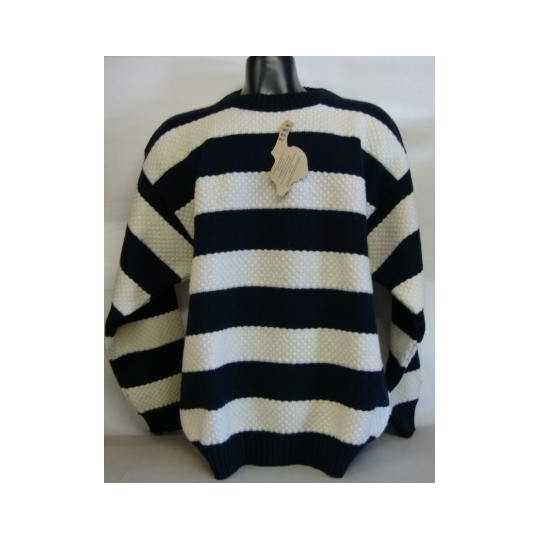 Sømand uld sweater