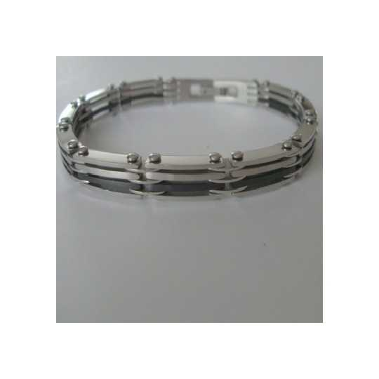 Stainless steel armbånd