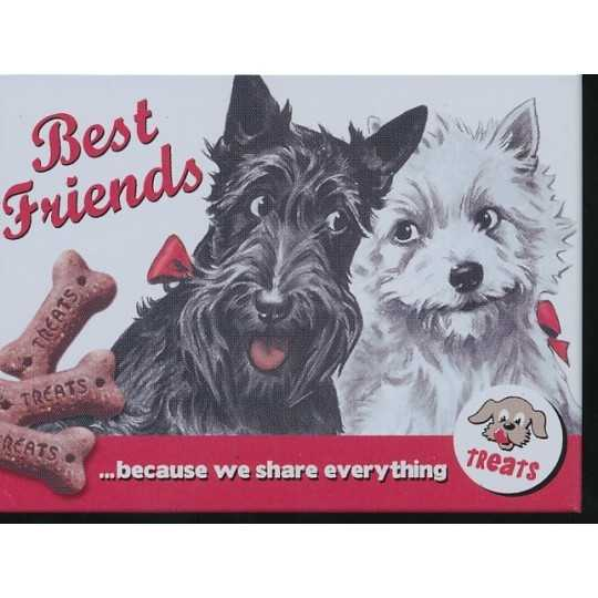 "Magnet ""Best friends"""