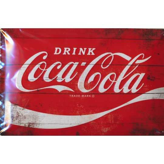 Coca-cola logo red wave