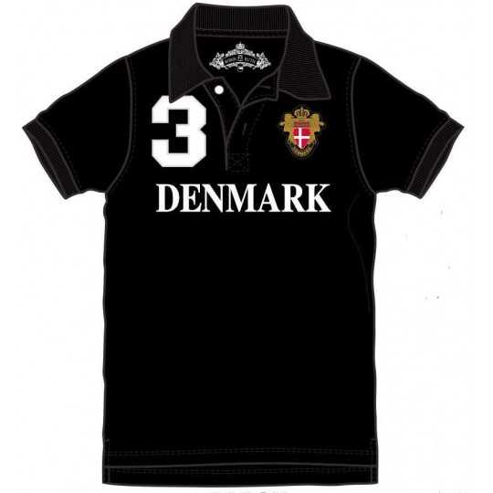 Polo T-shirt Denmark