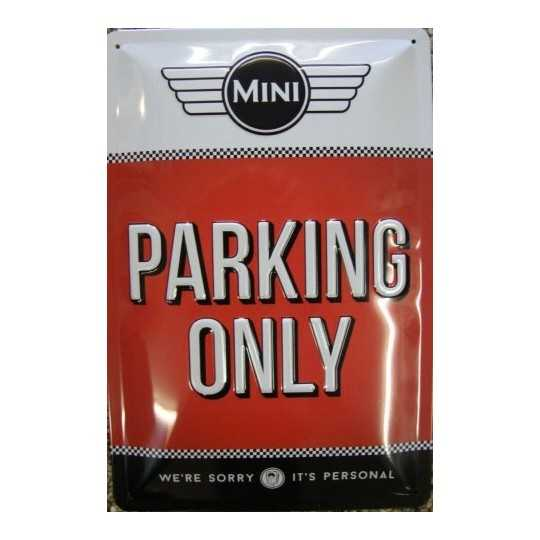 Mini - Parking only