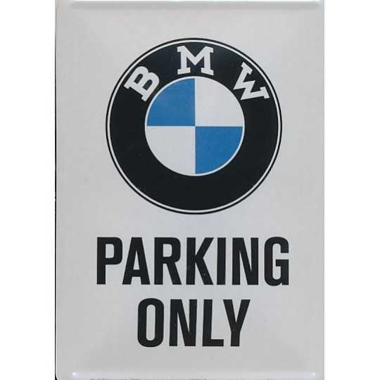 BMW - Parking only