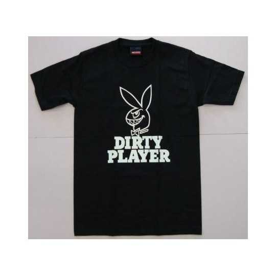 "T-shirt ""Dirty player"""