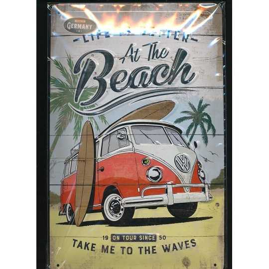 VW - Life is better at the beach