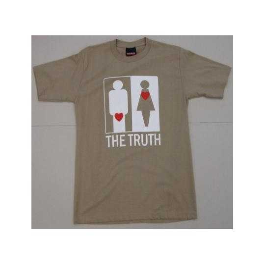 "T-shirt ""The truth"""