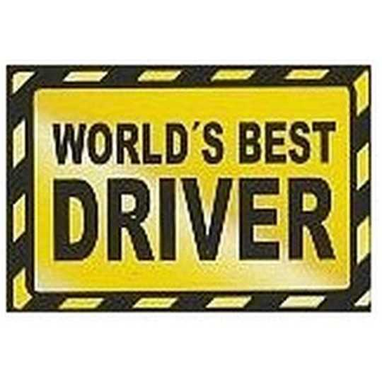 World´s bedst driver