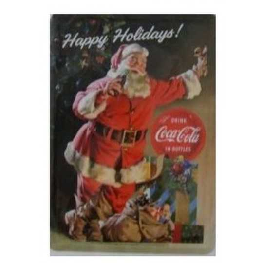 Happy Holidays! Coca-Cola